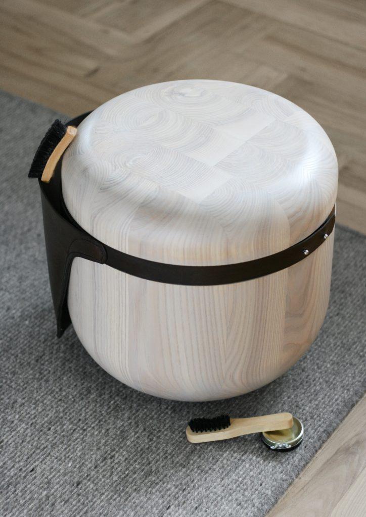 Barbora Adamonyte-Keidune Wooden Stool Design 10