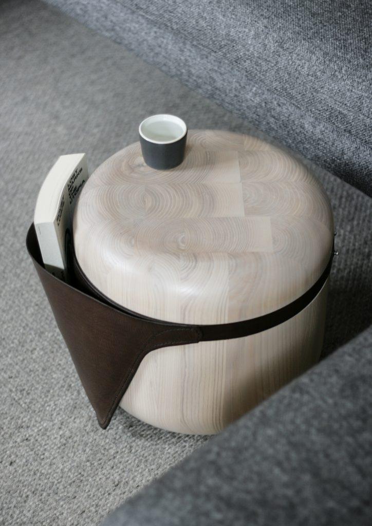 Barbora Adamonyte-Keidune Wooden Stool Design 8