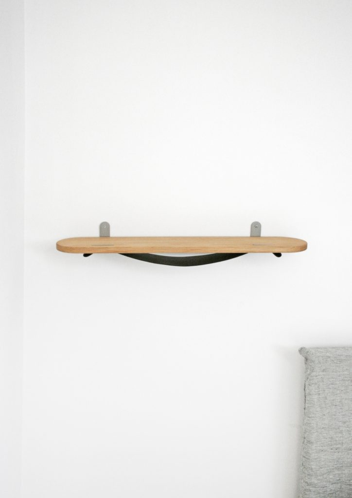 Barbora Adamonyte-Keidune Industrial Design Ponto Shelf 1.1